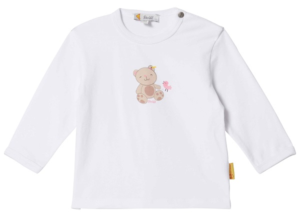 62-86 H//W 2019-20 NEU! STEIFF® Baby Mädchen Sweatshirt Shirt Bär Gr
