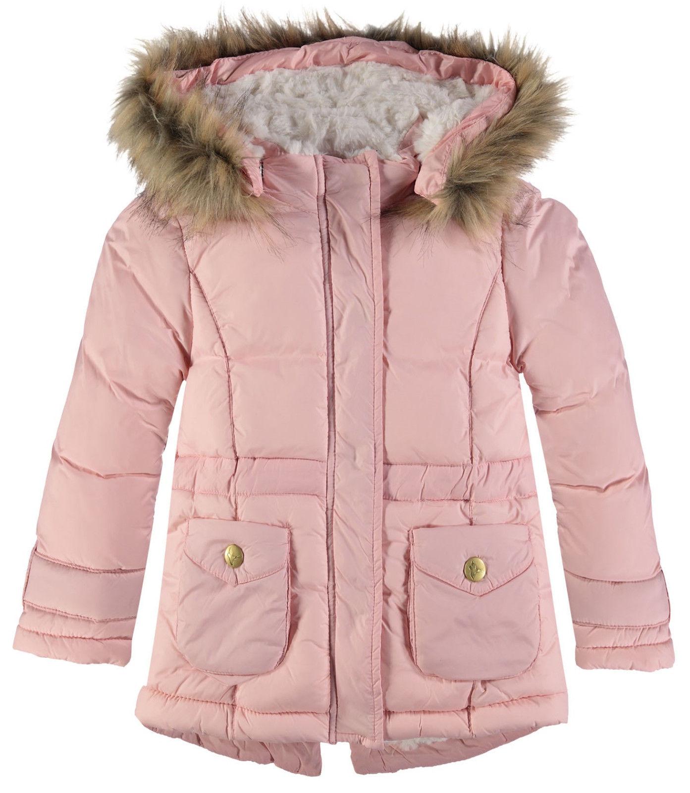 Kanz winterjacke rosa